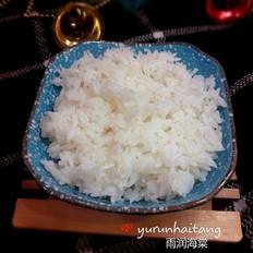 原味白米饭