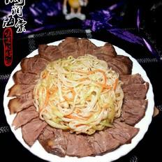 针菇酱牛肉