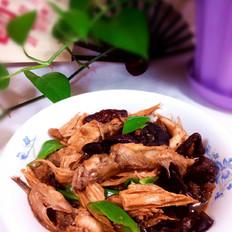 海鲶鱼炖腐竹