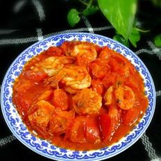 红红火火番茄虾