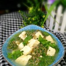 豆腐肉丸汤