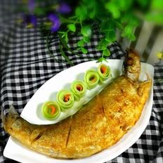 干煎岛子鱼