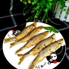 香煎岛子鱼