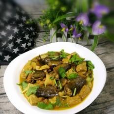 泥鳅鱼炖豆腐