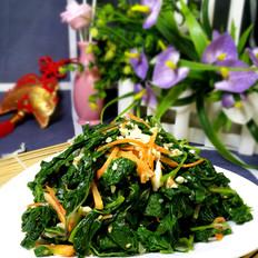 涼拌山野菜