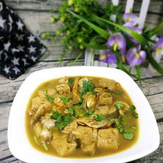 黄鱼豆腐汤
