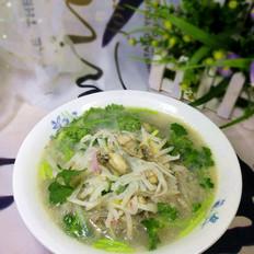 萝卜蛎黄汤