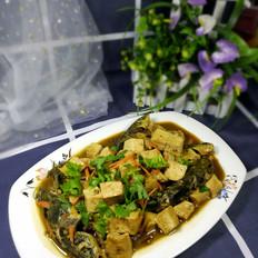 嘎牙子鱼炖豆腐