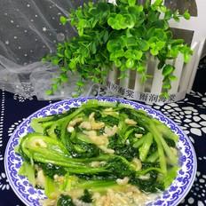 小白菜扒海米