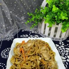 黄花菜炖排骨