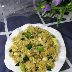 海蛎煎炒饭