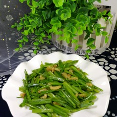 芹菜炒海米