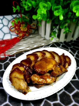 酱香猪肉的做法