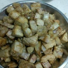 芋头炒猪肉