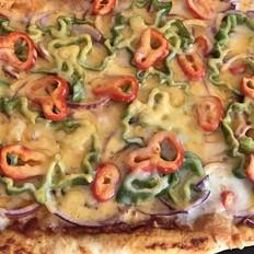 小石榴披萨