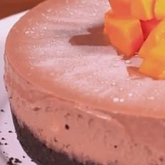 巧克力控最爱美味冰淇淋蛋糕