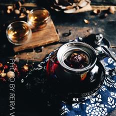 热饮 红枣桂圆枸杞茶
