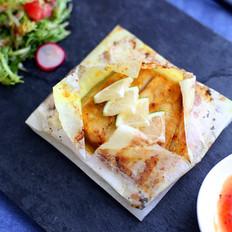 泰式香料烤龙利鱼