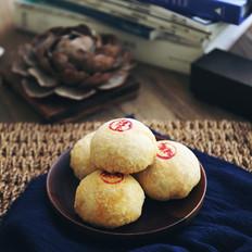 小龙虾月饼