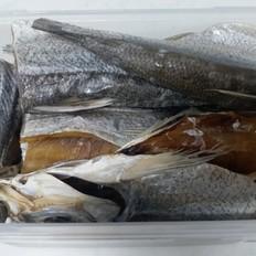 腌长江大鲳鱼