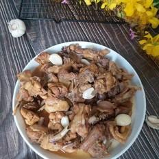 蒜香童子鸡