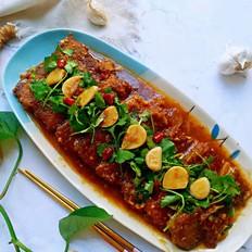 红烧香辣带鱼