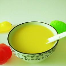玉米红薯汁