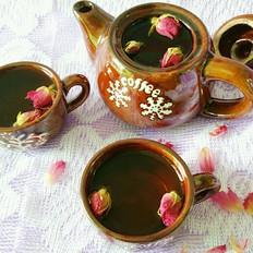 玫瑰花红茶
