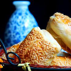 油酥烧饼—植物油版