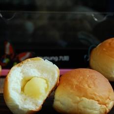 菜籽油奶黄馅小餐包