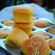 海绵小方蛋糕