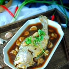 蒜香黄花鱼