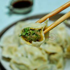 茴香牛肉饺子