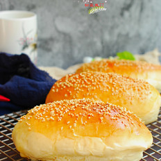 燕麦粒白米粥面包