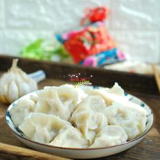 牛肉白菜水饺