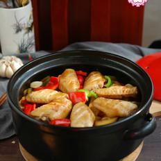 鸡翅三汁焖锅