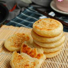 香酥芝麻饼
