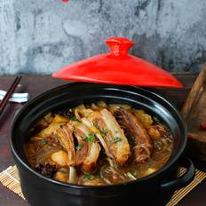 羊排砂锅炖菜