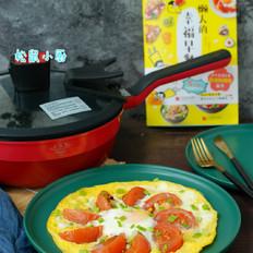 西红柿煎鸡蛋