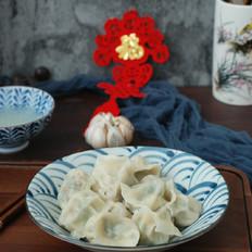 牛肉韭菜水饺