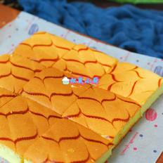 千鸟纹蛋糕