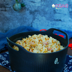 杂粮米饭的做法