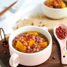 南瓜薏米红豆汤