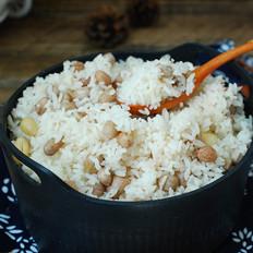 花生香米饭