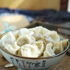 白萝卜牛肉饺子