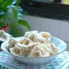 牛肉茴香水饺