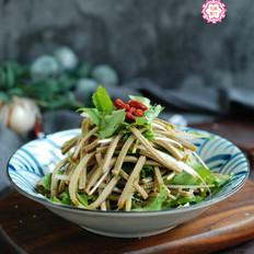 清爽小凉菜,下酒又下饭的豆腐丝