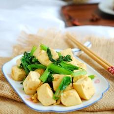 白菜豆腐保平安,好吃不上火
