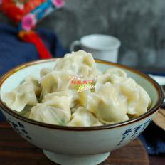 开春这菜最该吃,促消化补钙质包饺子最香