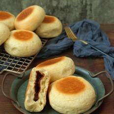 日式红豆饼,松软好吃,做法简单的做法